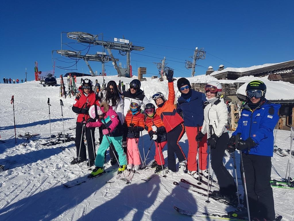 Voyage en famille avec Ski Premium