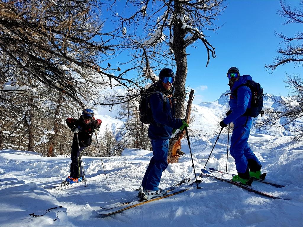 Stage de formation Ski sur 3 vallées